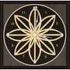 "<strong>Green Leaf Art</strong> Star 11"" Art Wall Clock"