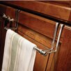 "<strong>Liberty Hardware</strong> Decorative 9.84"" Over-the-Cabinet Towel Bar"