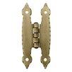 "Liberty Hardware Decorative Flush Door H 3.5"" Hinge (Set of 2)"