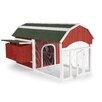 Prevue Hendryx Red Barn Chicken Coop