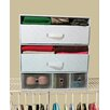 "Luxury Living 12"" Deep Multi-Use Closet Organizer"