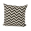 OC Fun Saks Chevron Outdoor Pillow