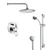 <strong>Remer by Nameek's</strong> Rendino Pressure Balance Shower Faucet