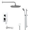 <strong>Galiano Pressure Balance Tub and Shower Faucet</strong> by Remer by Nameek's