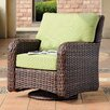 South Sea Rattan Saint Tropez Deep Seating Chair with Cushion