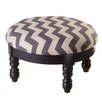 <strong>Chevron Foot Stool</strong> by CBK