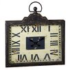 "CBK 33.08"" Rectangle Pocket Watch Clock"