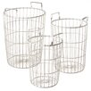 CBK 3 Piece Nesting Basket Set