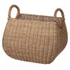 CBK Woven Basket with Rope Handle