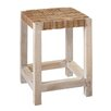 CBK Stool with Woven Seat