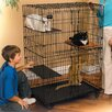 <strong>Midwest Homes For Pets</strong> Cat Cage/Playpen