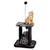 <strong>Midwest Homes For Pets</strong> Feline Nuvo Feisty Cat Furniture in Black