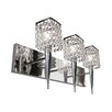 Bazz Glam 3 Light Wall Sconce