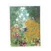 Art Wall ''Farm Garden'' by Gustav Klimt Painting Print on Canvas
