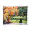 <strong>Art Wall</strong> ''Killington Vermont'' by George Zucconi Photographic Print on Canvas
