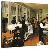 Art Wall 'The Cotton Office, New Orleans' by Edgar Degas Gallery-Wrapped on Canvas