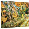 <strong>Art Wall</strong> ''The Road Menders'' by Vincent Van Gogh Original Painting on Canvas