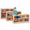 <strong>Low Single Storage Unit</strong> by Jonti-Craft