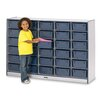 Jonti-Craft Tub Single Storage Unit 30 Compartment Cubby