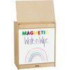 <strong>Jonti-Craft</strong> Big Book Easel - Magnetic Write-n-Wipe