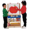 <strong>ThriftyKYDZ 2 Station Easel</strong> by Jonti-Craft