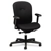 <strong>Mirus Series Low-Back Synchro-Tilt Chair</strong> by HON