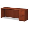 <strong>Park Avenue Laminate Credenza, Right Pedestal, 72w x 24d x 29h, Hen...</strong> by HON