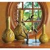 Global Views Gingko Crackle Vase