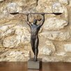 <strong>Pumping Iron Sculpture</strong> by Global Views