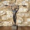 Global Views Pumping Iron Sculpture