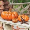 Global Views Pumpkin Sculpture