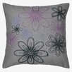 <strong>Vue by Ellery</strong> Anastasia Yarn Embroidered Pillow
