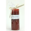 Mill Valley Candleworks Pumpkin Spice Scented Pillar Candle