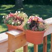 Milano Oval Rail Planter