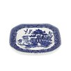 Johnson Brothers Willow Blue Square Salad Plate