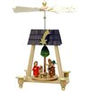 Christian Ulbricht Pyramid with Nativity Scene