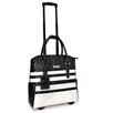 Cabrelli Inc Fiona Stripe Laptop Briefcase