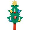 Alexander Taron Christian Ulbricht Xmas Tree with Ornaments Clip-On Ornament