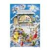 Alexander Taron Korsch Angel Post Office Advent Calendar