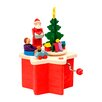 Alexander Taron Graupner Santa Crank Music Box