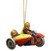 Alexander Taron Tin Motorcycle Ornament