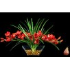 Tree Masters Inc. Elongated Cymbidium Orchid Center Piece