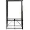 "Origami RCR 20"" Deep Foldable Closet"
