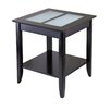 <strong>Syrah End Table</strong> by Winsome
