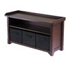 <strong>Verona Storage Bench</strong> by Winsome