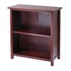 """<strong>Milan 30"""" Bookcase</strong> by Winsome"""