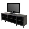 "<strong>Hailey 77.98"" TV Stand</strong> by Winsome"
