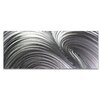 Metal Art Studio Fusion Composition Graphic Art Plaque