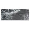 Metal Art Studio Passing Currents Composition Graphic Art Plaque