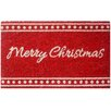 Entryways Christmas Doormat